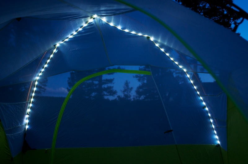 Review Big Agnes Gilpin Falls Powerhouse 4 Mtnglo Lighted