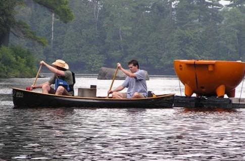 Hot Tub Canoe