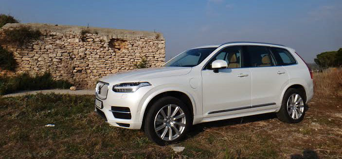 review: volvo xc90 tw8 - the 60 mpg, 400-horsepower suv