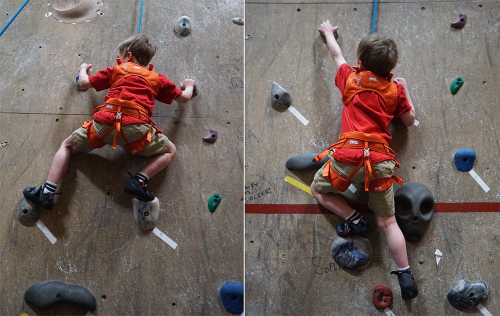 Petzl Kinder Klettergurte Macchu : First look petzl macchu kid climbing harness system