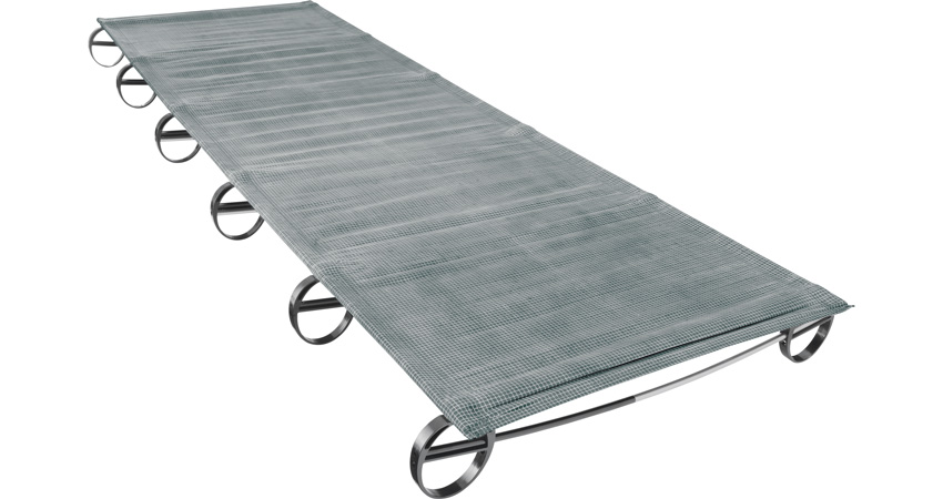 Review Therm A Rest Luxurylite Cot Sleep Like A Rock