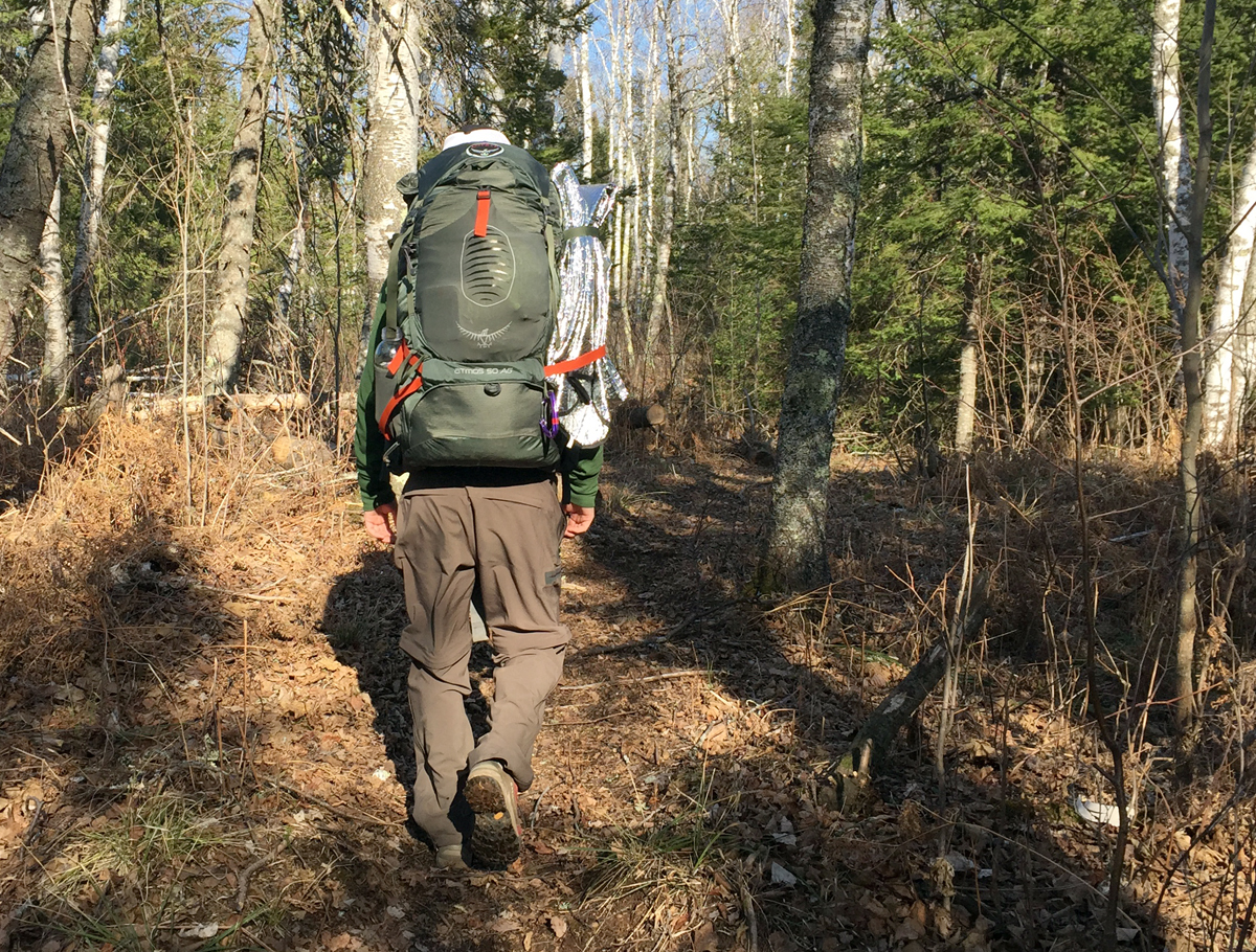 21581b52c4f8 Osprey  Anti-Gravity  Backpack