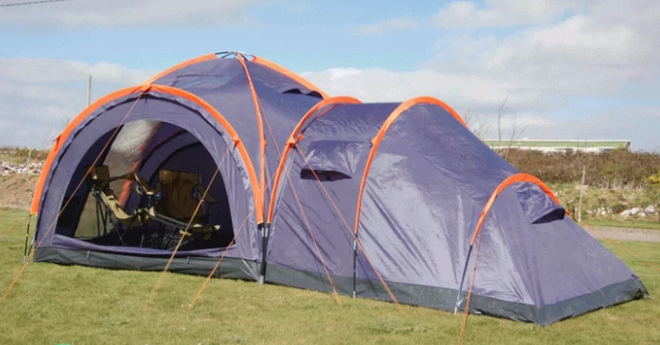 Thermo Tent 3 person : hot tents - memphite.com
