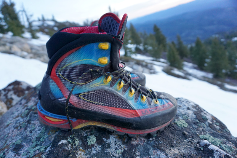 First Look Featherweight Cube Gtx Mountain Boot