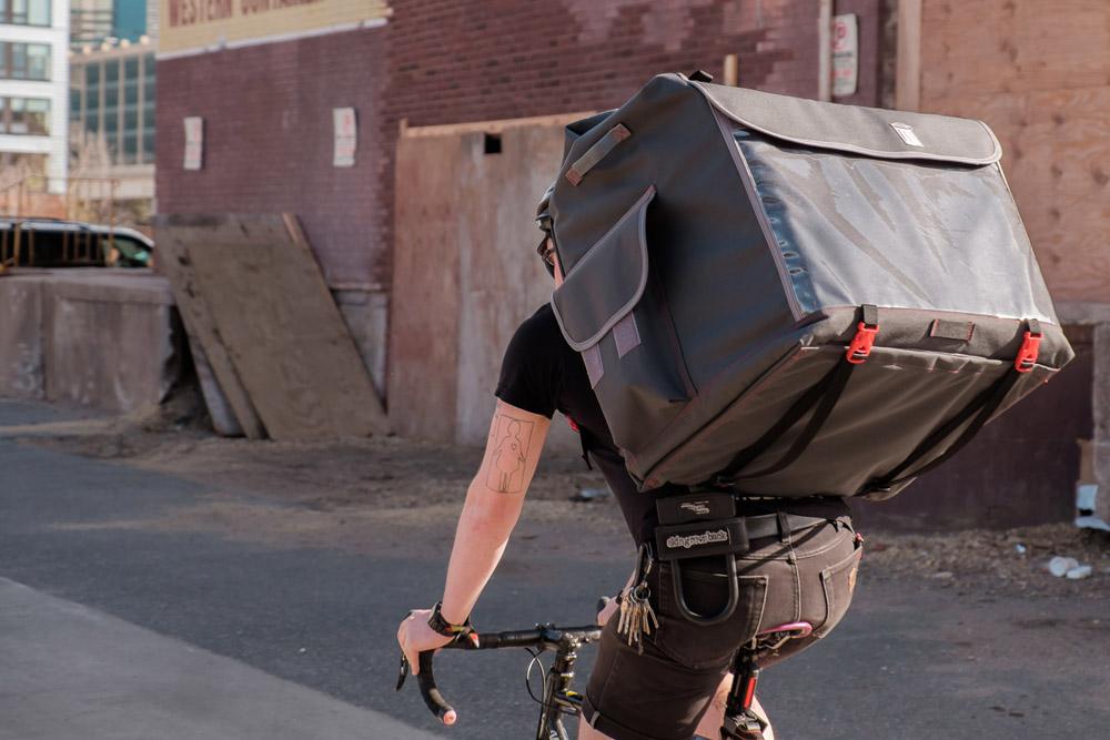 Made In Minneapolis: Trash Bags' Mega Messenger Pack