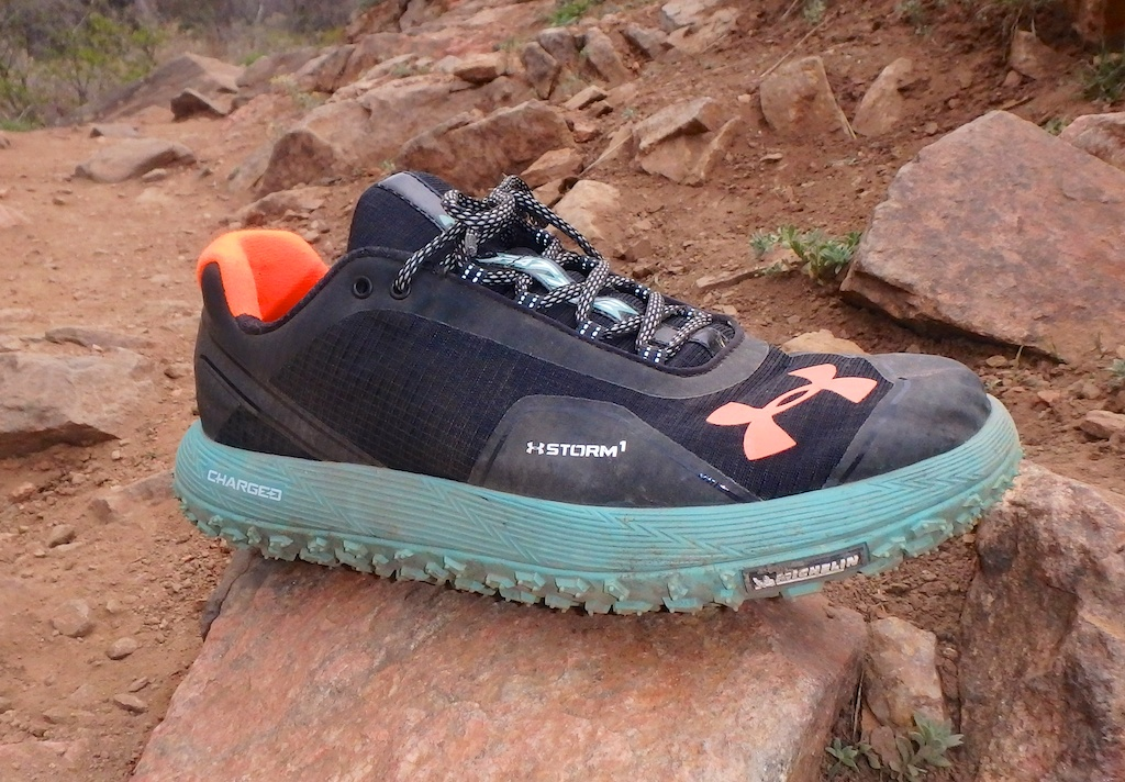 First Look: UA 'Fat Tire' Shoes – Gear Junkie