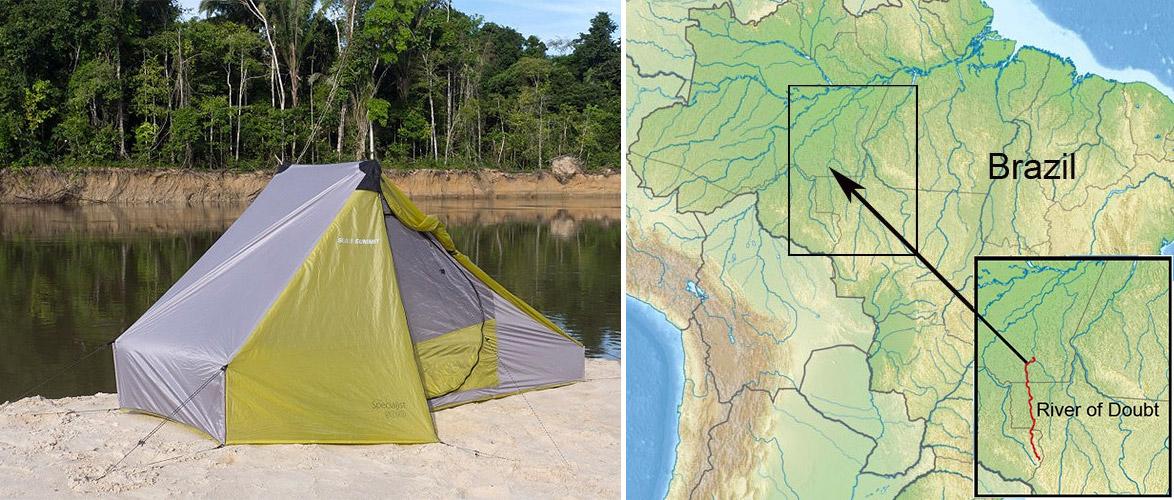 solo-jungle-tent-test & Ultralight Tent: 5-Week Test In Amazon Rainforest