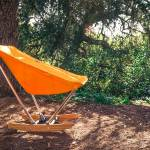 evergreen camp chair