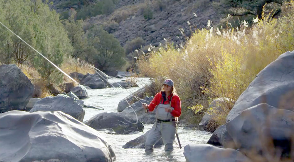 Fly fishing new mexico s backcountry gear junkie for New mexico fishing