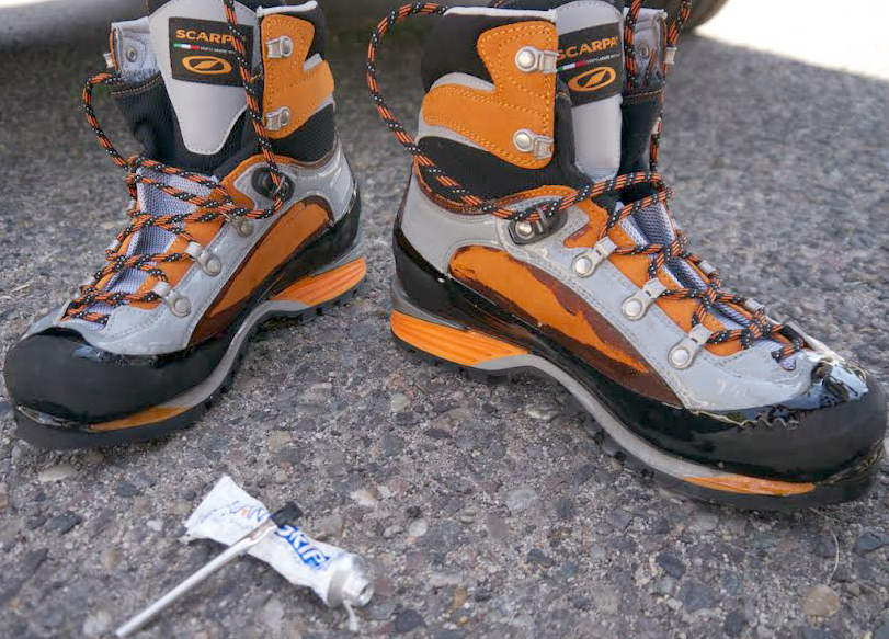 Simple Trick To Make Expensive Outdoor Footwear Last Longer  9ecb0d211740f