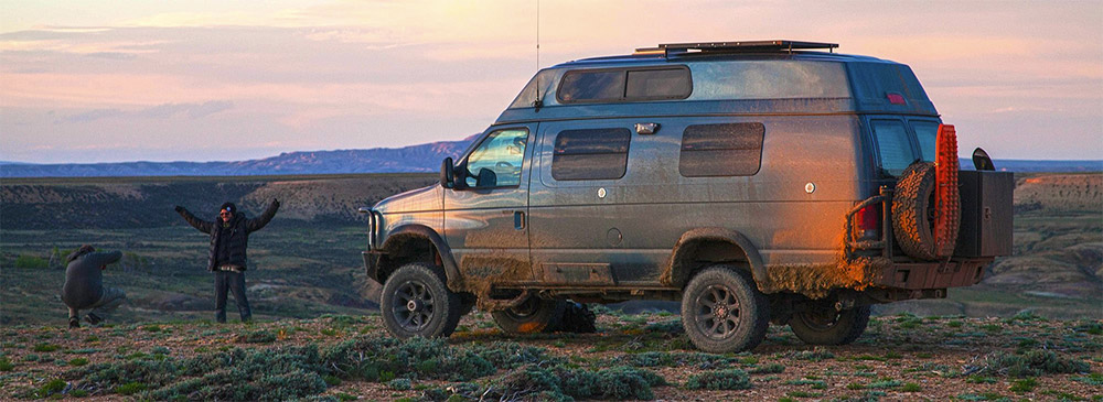 10 top adventure mobiles from overland expo 2015 gearjunkie. Black Bedroom Furniture Sets. Home Design Ideas