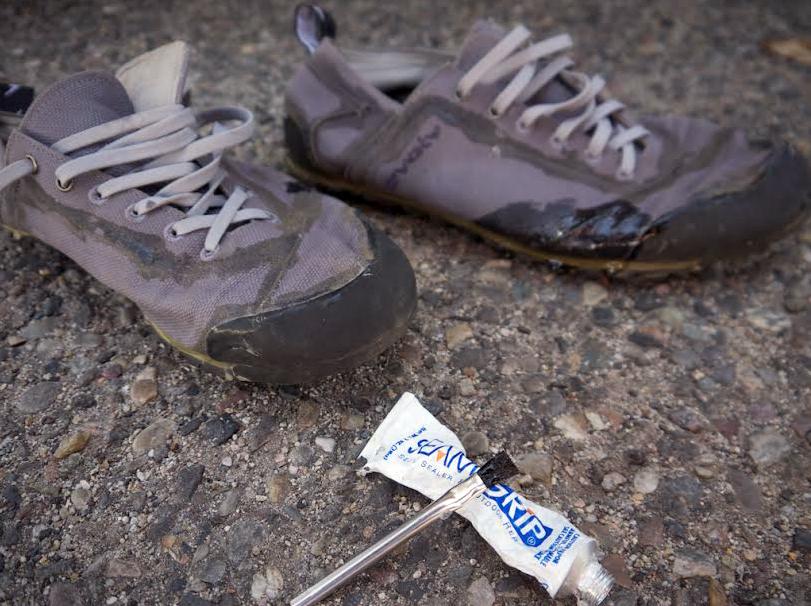 freesole shoe repair instructions