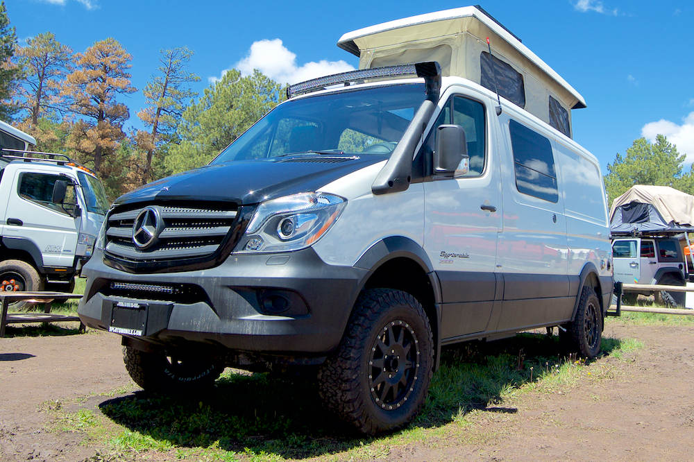 10 Top Adventure Mobiles From Overland Expo 2015