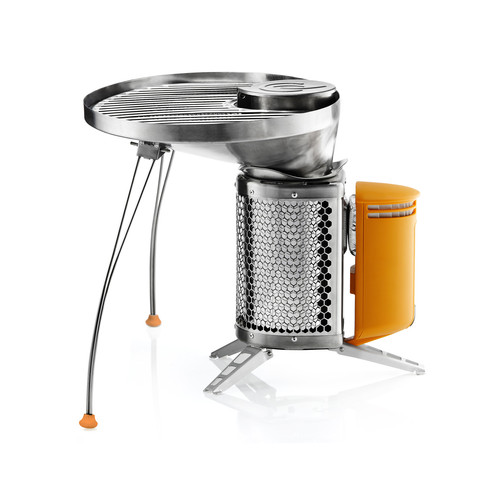 BioLite Wood-Burning Camp Stove ($129.95) - Bacon-Off! Camp Stove Cooking Challenge