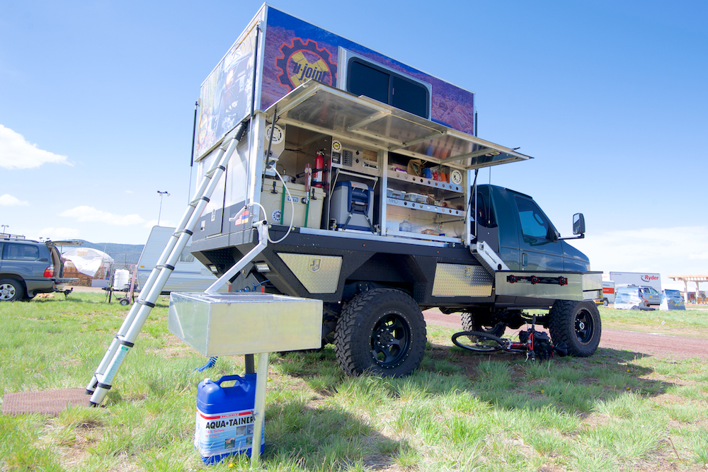 10 Top 'Adventure-Mobiles' From Overland Expo 2015