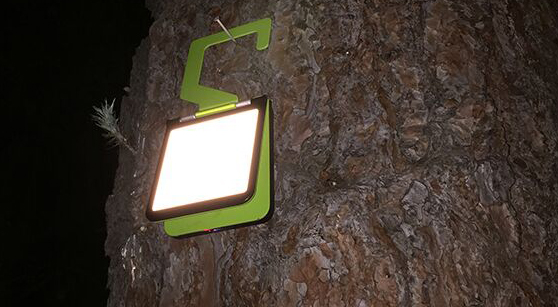 Is oled the future of outdoors lighting those are some of the promises of triplit which is claimed to be the worlds first portable oled light workwithnaturefo