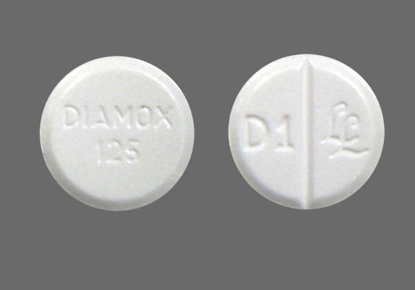 Diamox Side Effects Taste