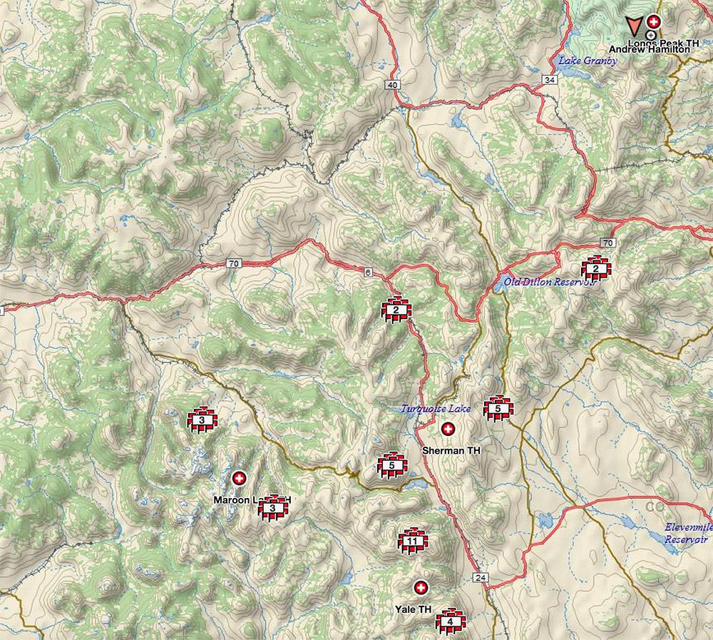 Speed Climber Record Set On Colorado 14ers