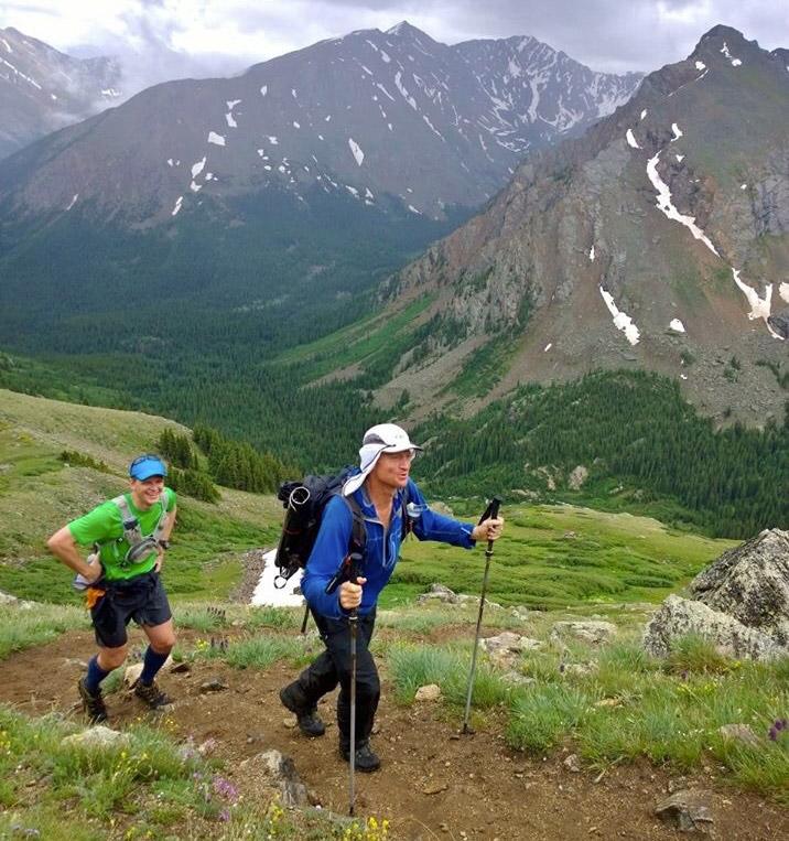 Speed Climber  Record Set On Colorado 14ers  a4bbc78c1