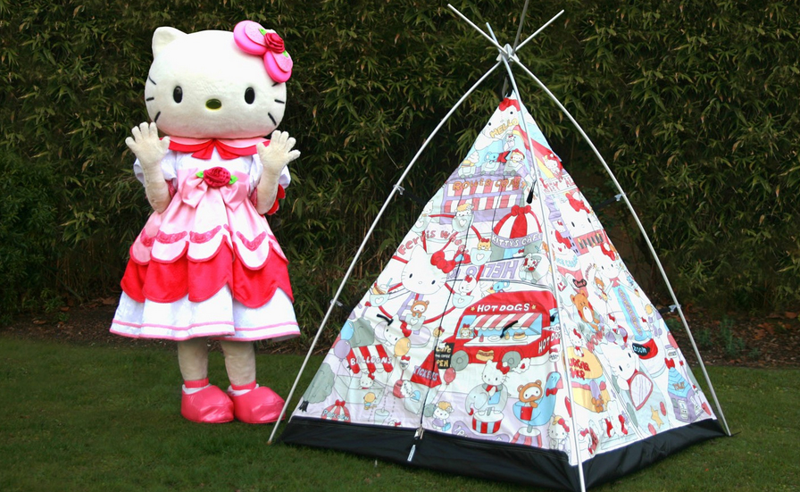 Field Candy Launches Dazzling Tents For Us Market