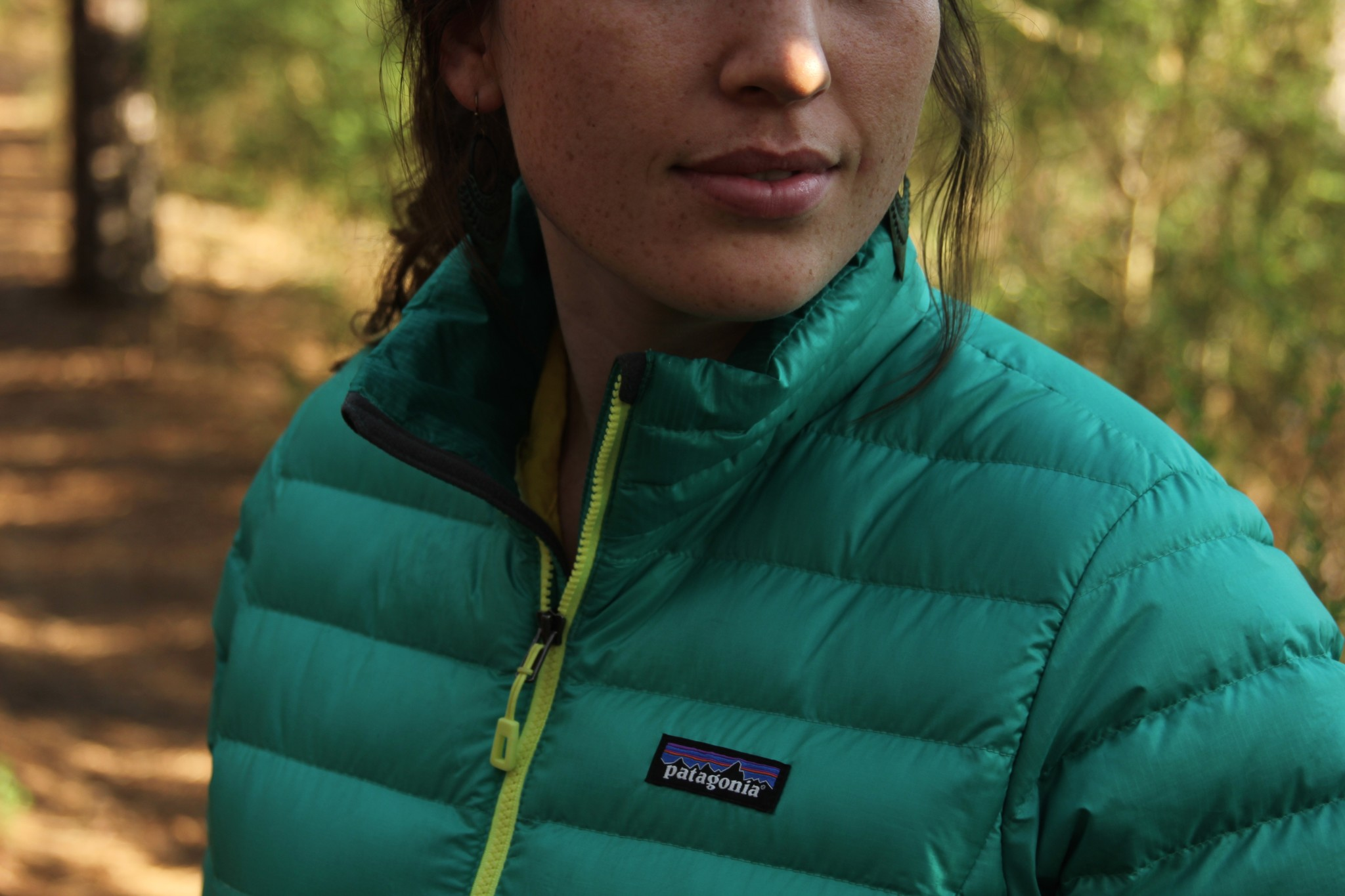 Patagonia Puffy: The W's Down Sweater Jacket