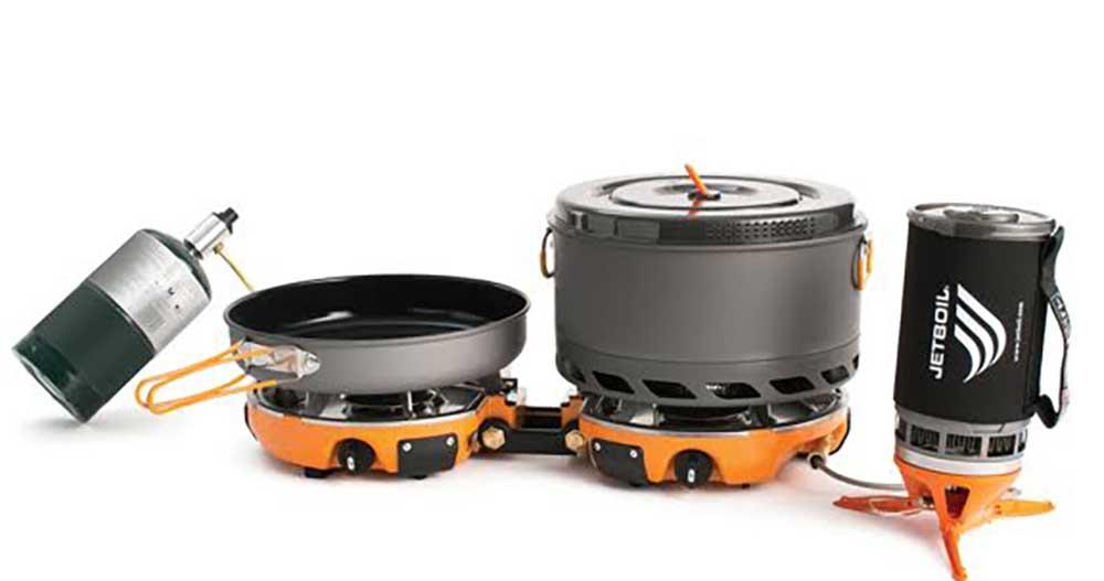 JetBoil stove