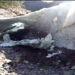 ice cave collapse