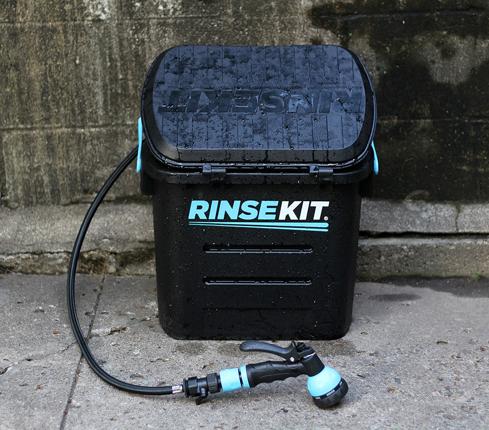 RinseKit: \'Shower In A Box\'