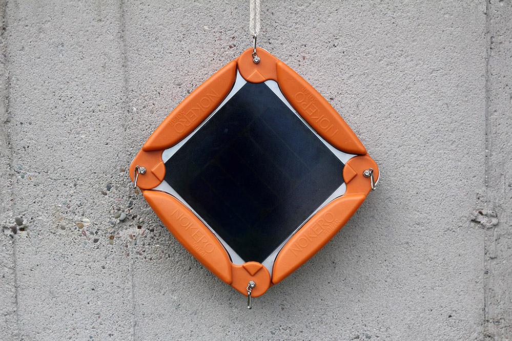 Off Grid Illumination Nokero Self Perpetuating Solar