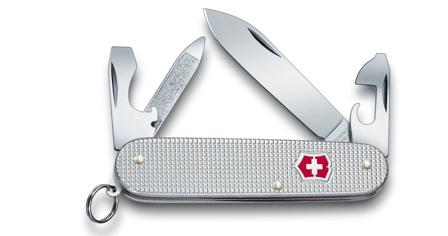 Refined Classic Swiss Army Knife Cadet Alox Review