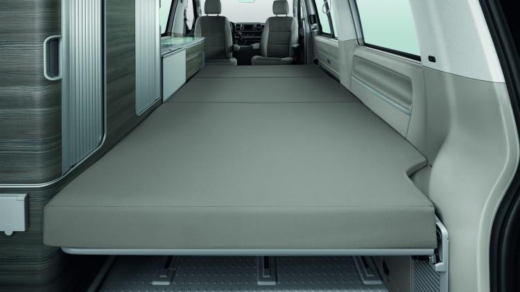 Volkswagen Unveils New California Camper Van