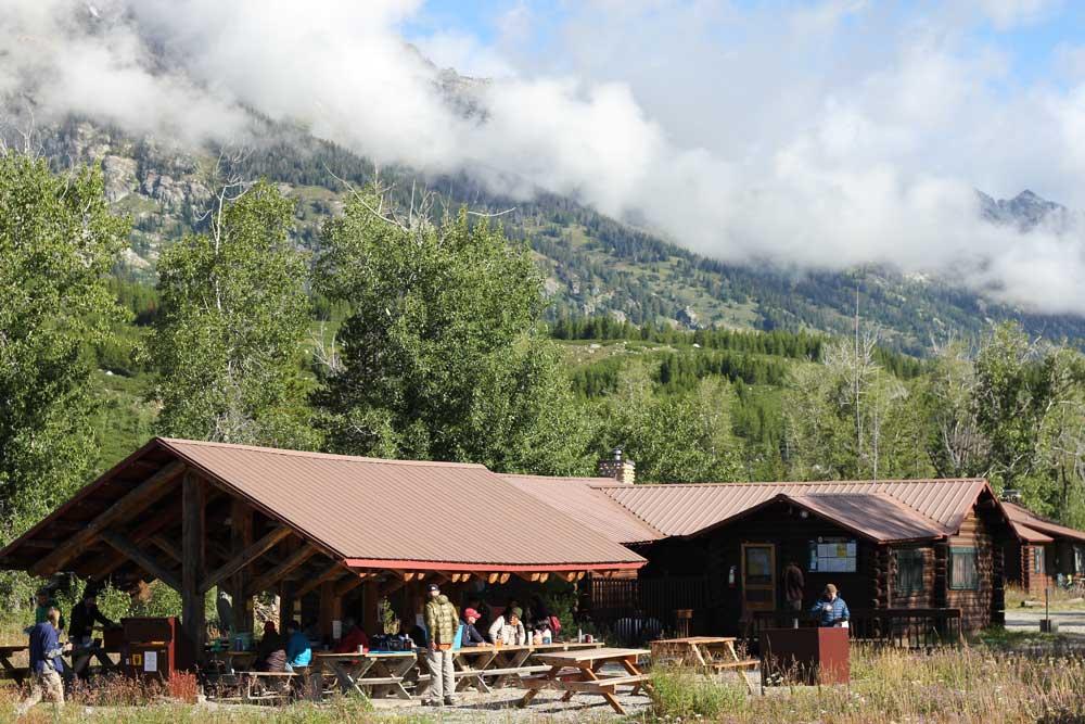 Climbers 39 ranch epicenter of teton climbing for Grand ranch