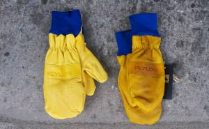 FlyLow Gloves baking