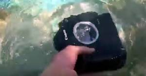 How Not To Clean A Camera