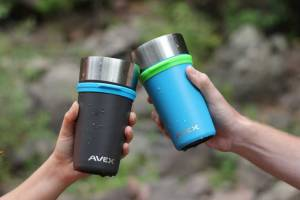 Avex Insulated Stainless Steel Pint Cheers