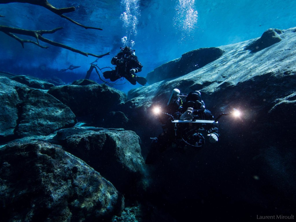 Cave Diving: A New Frontier