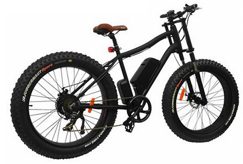 Ultra Fat Sand Bike Designed For Soft Beaches Mud Gearjunkie