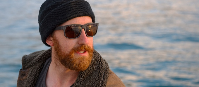 3b1fb4b03a8f Sunglasses Made From Recycled Fishing Nets