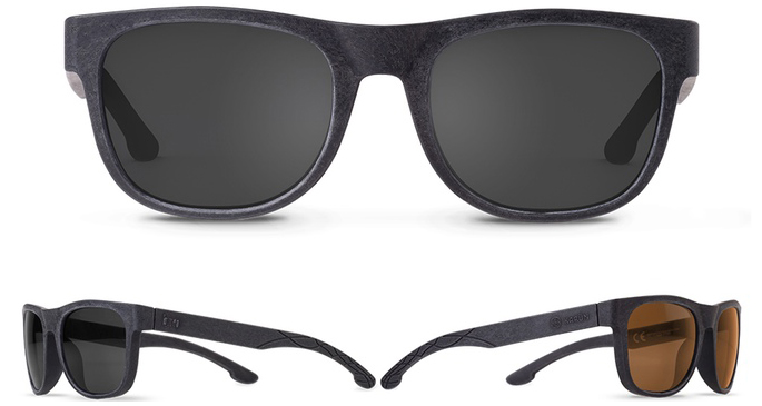 c58f9c3cdf5 Sunglasses Made From Recycled Fishing Nets