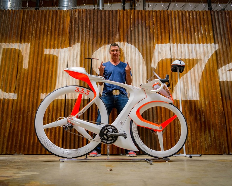 fUCI Smart Bike Concept