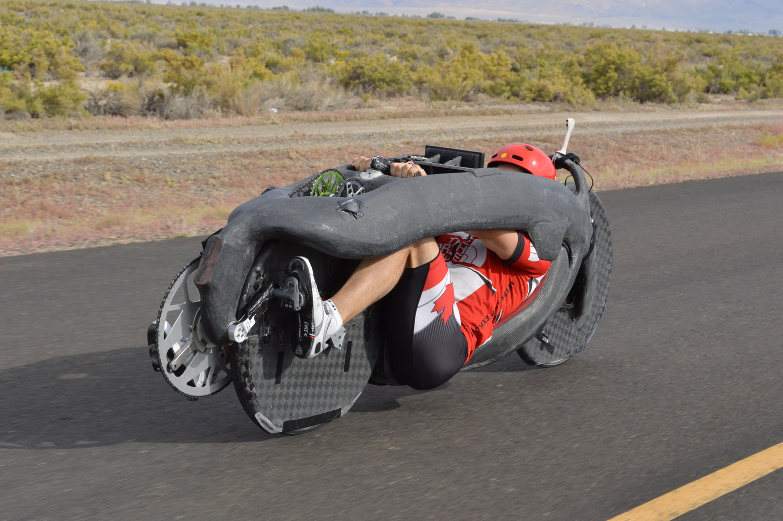 Todd Reichert & Ludicrous Speed: 86.65 MPH Human-Powered Machine islam-shia.org