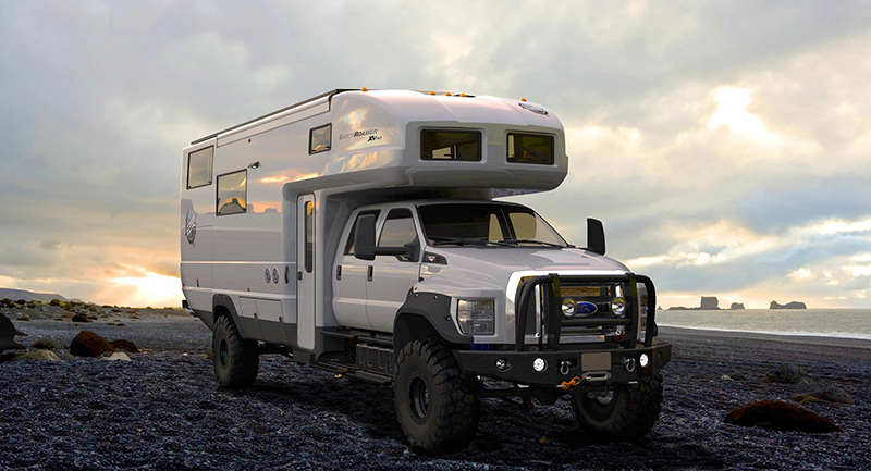 The 8 Most Badass Expedition Vehicles Of All Time