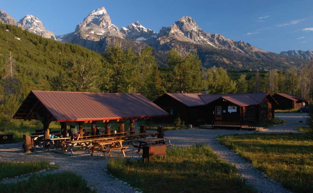 Climbers 39 Ranch Epicenter Of Teton Climbing