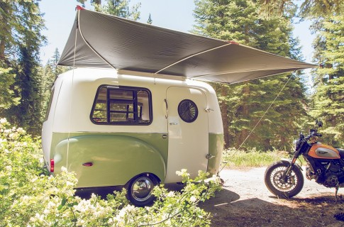 Happier Camper Awning