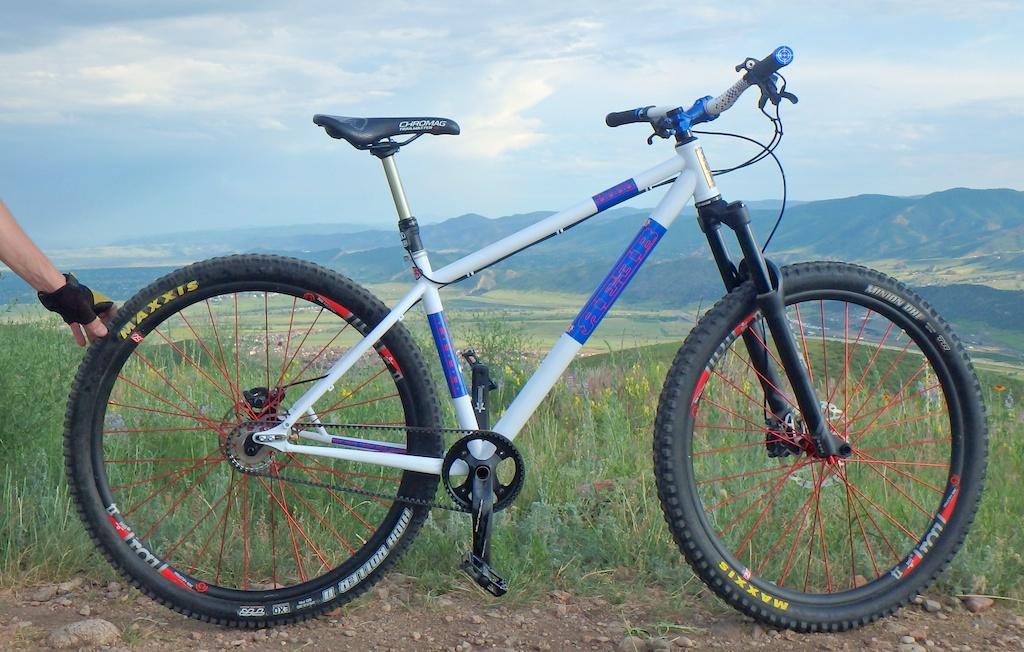 Reeb Dikyelous Is My Dream Bike Gearjunkie