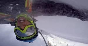 crash ski