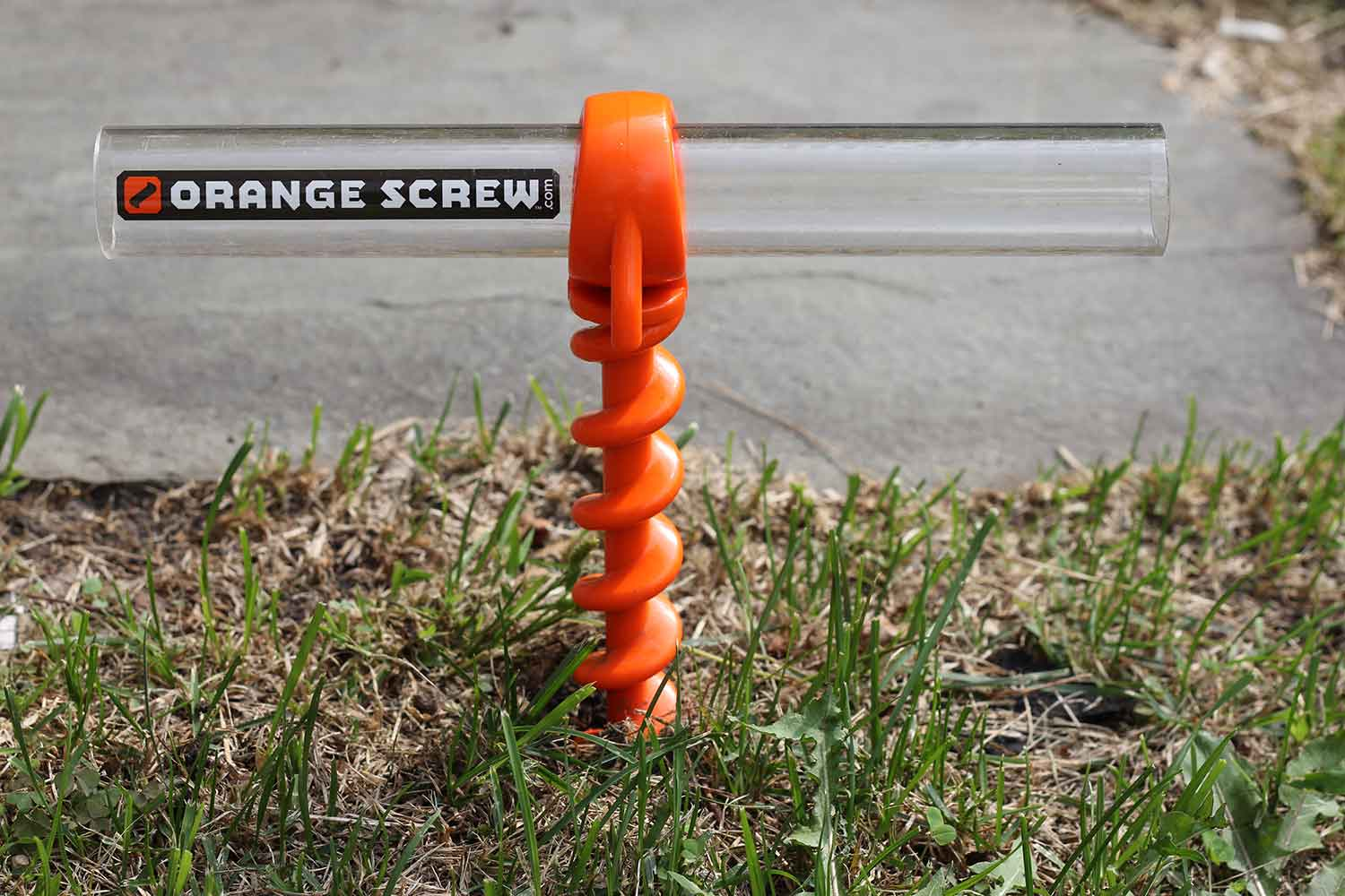 orange-screw-stake : auger tent stakes - memphite.com
