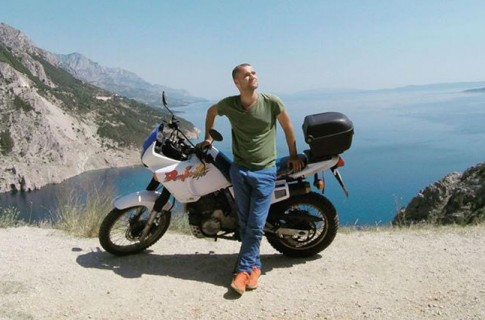 Europe By Motorbike