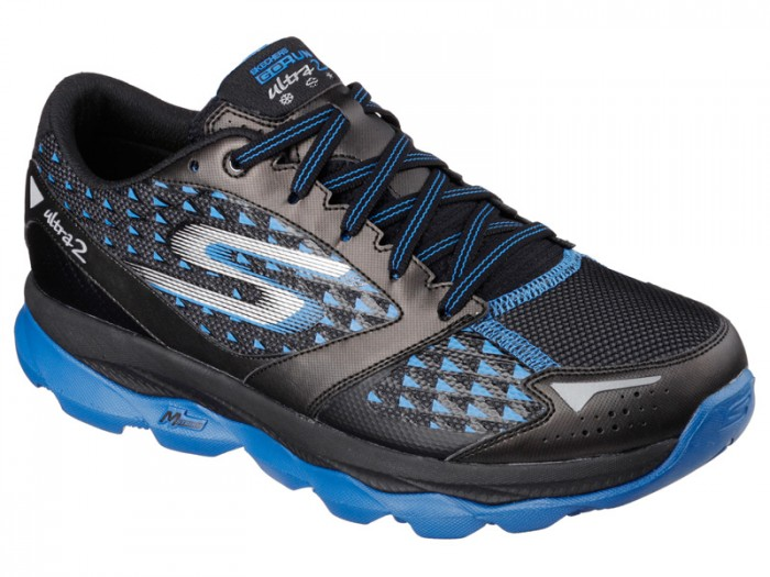 Street Running In Trail Shoes