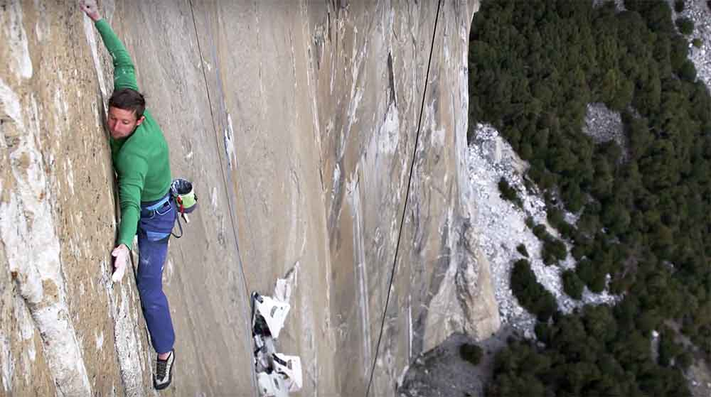 7 Life Lessons: Pro Climber Tommy Caldwell's TED Talk